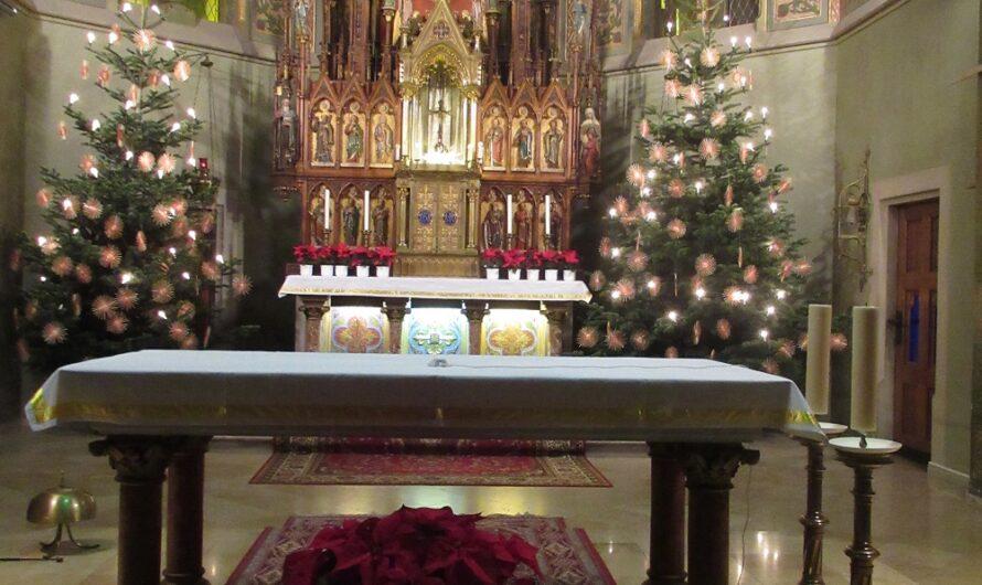 Weihnachten in der Marienkirche