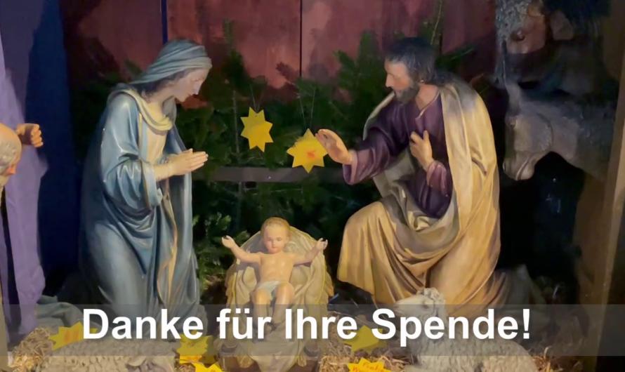 Sternsinger-DREIKÖNIGSAKTION