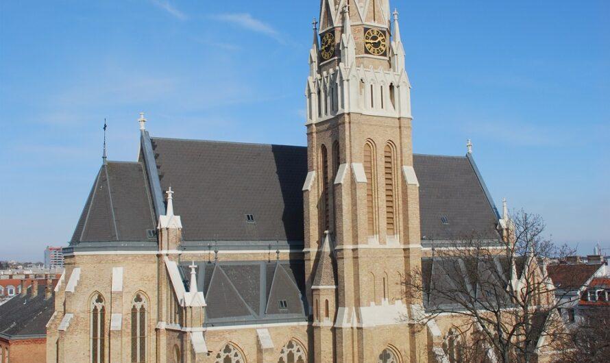 45. Stadtwallfahrt in die Marienkirche