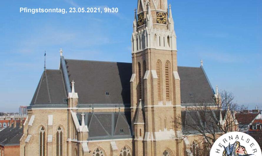 Kirchenmusik in der Marienkirche – Pfingsten